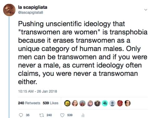treet transphobia